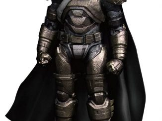 Armored Batman DAH-004 Dynamic 8ction Action Figure