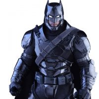 Armored Black Chrome Version Batman Sixth-Scale Figure 11
