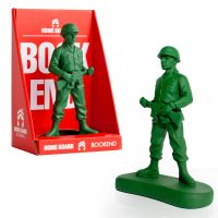 Army Man Bookend