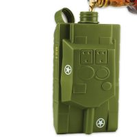 Army Tank Shaped Flask