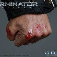 Arnold Terminator Genisys Quarter Scale Guardian