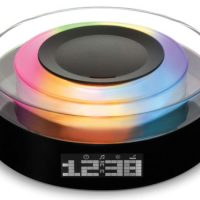 Aroma Diffuser and Sound Therapy Clock