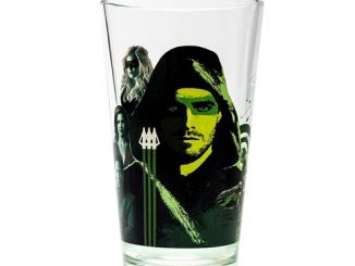 Arrow Cast 16 oz. Pint Glass