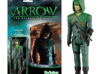 Arrow Green Arrow ReAction 3 3 4-Inch Retro Action Figure