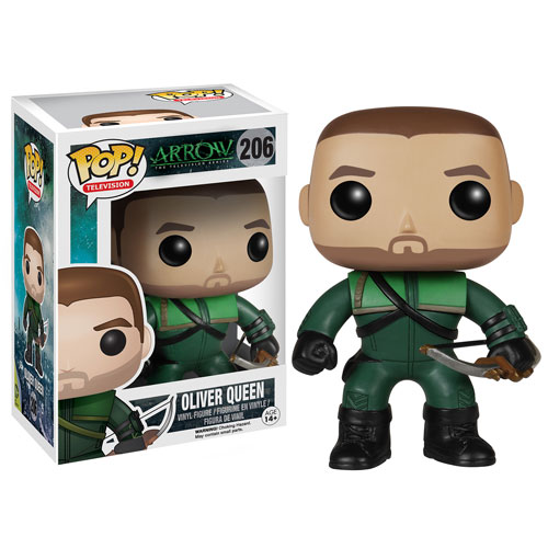 Arrow Oliver Queen Pop Vinyl Figure