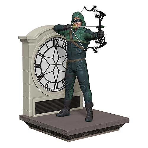 Arrow TV Show Bookend Statue