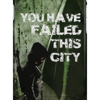 Arrow You Have Failed This City iPhone Case