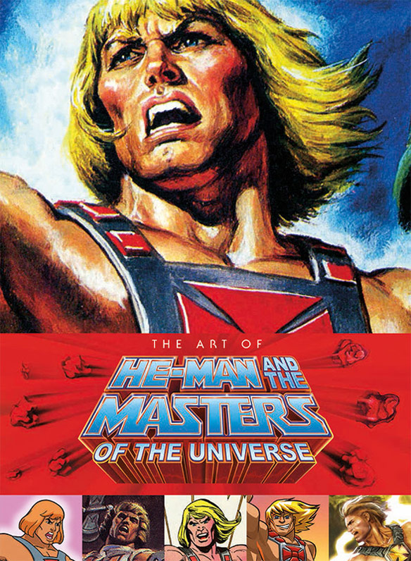 Art of He-Man and the Masters of the Universe Book