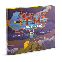 Art of Ooo Exclusive Signed Edition limited to 300