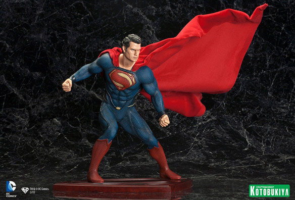 ArtFX Man of Steel Superman Statue