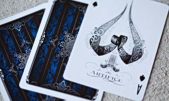 Artifice Playing Card Deck