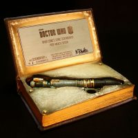 Artisan Master Series River Song's Sonic Screwdriver