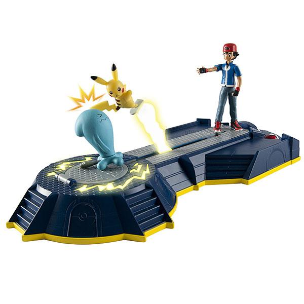 Ash's Arena Challenge