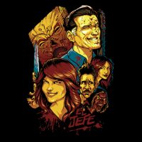 Ash vs Evil Dead You Cant Judge a Book by its Cover Shirt