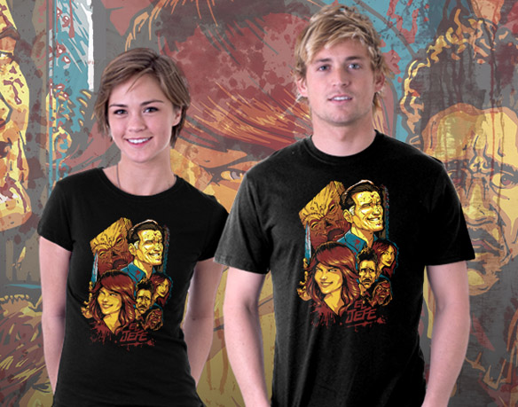 Ash vs Evil Dead You Cant Judge a Book by its Cover T-Shirt