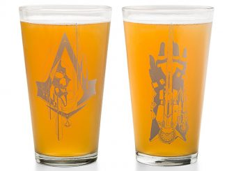 Assassin's Creed Pint Glass Set of 2