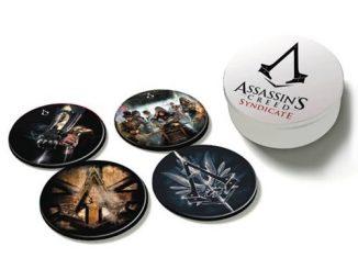 Assassins Creed Coaster Set