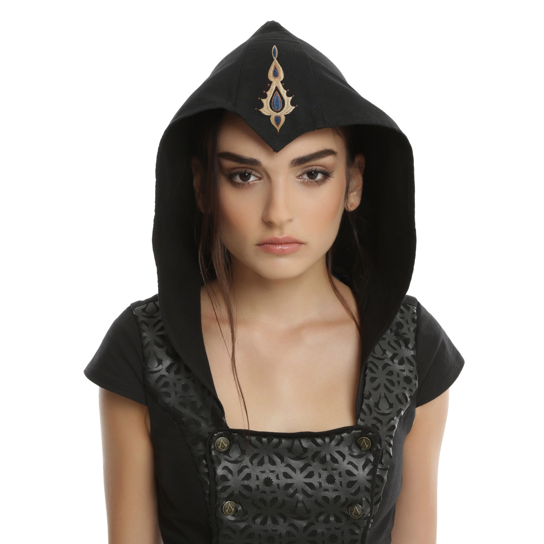 Assassin S Creed Maria Girls Hooded Vest