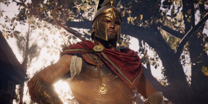 Assassins Creed Odyssey Alexios