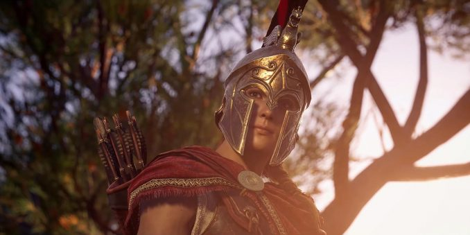 Assassins Creed Odyssey Kassandra