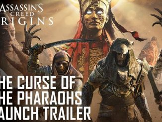 Assassin's Creed Origins: The Curse of the Pharaohs DLC Trailer
