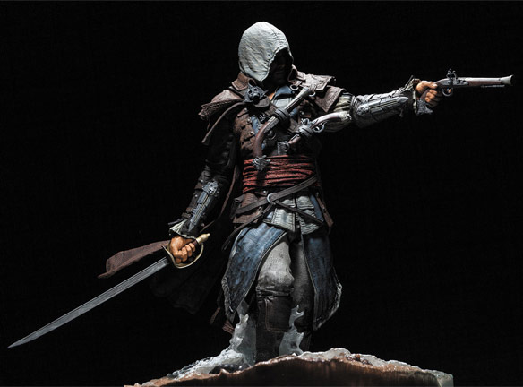Assassins Creed Resin Statue