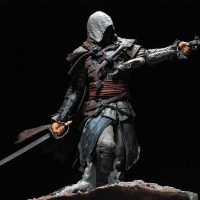 Assassins Creed Statue