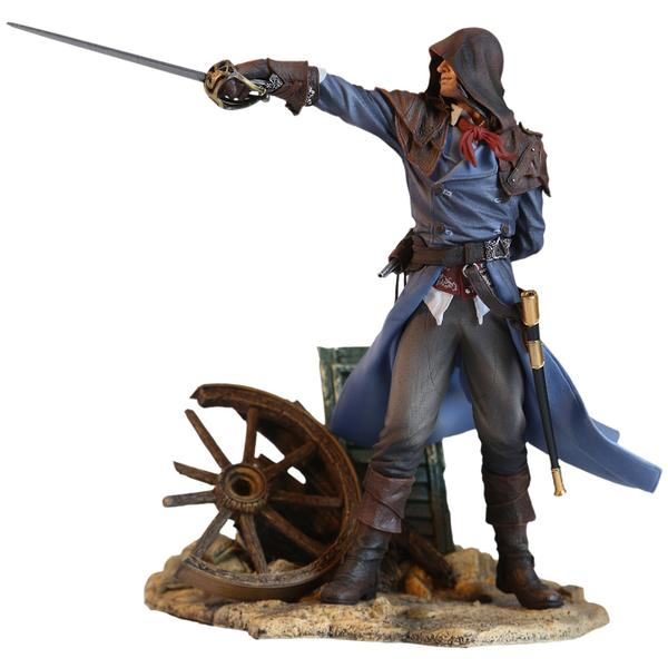 Assassins Creed Unity Arno The Fearless Assassin Figure