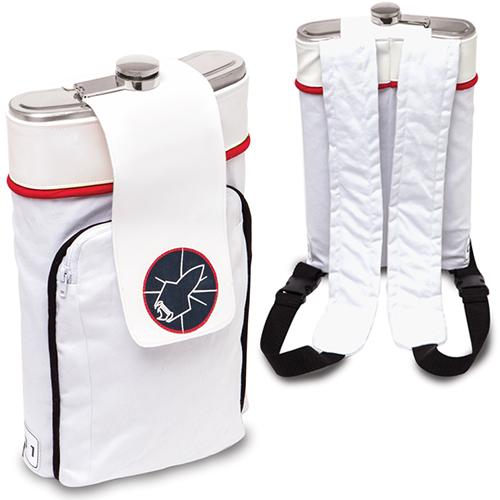 Astronaut Backpack Flask