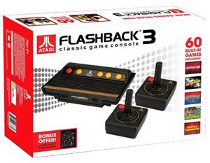 Atari Flashback 3 Gaming System