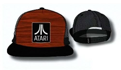 Atari Logo Trucker Hat