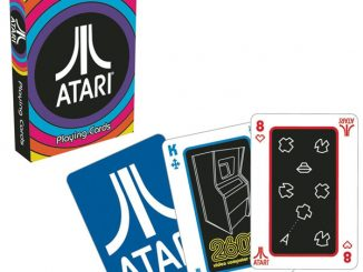 Atari Playing Cards