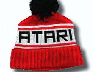 Atari Retro Pom Beanie Hat