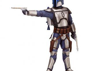 Attakus Star Wars Episode II Jango Fett Statue