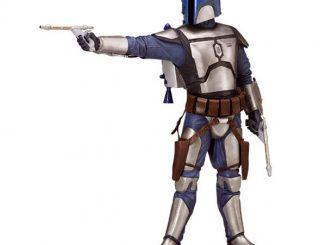 Attakus Star Wars Episode II Jango Fett Statue