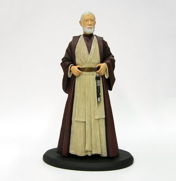 Attakus Star Wars Obi-Wan Kenobi Cold-Cast Statue