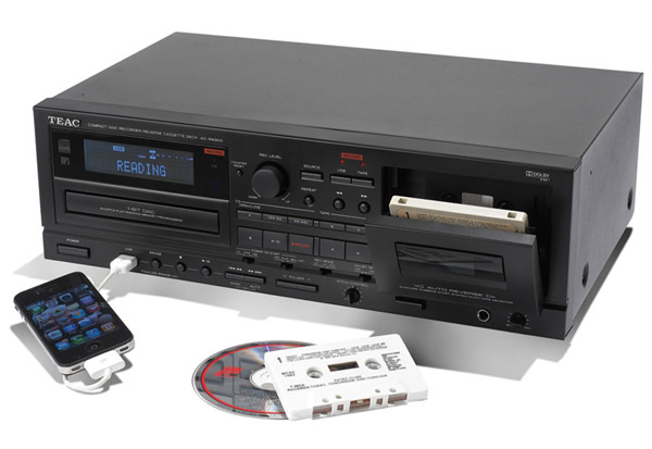 Audio Restoring Cassette To CD Converter