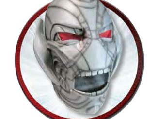 Avengers 2 Age of Ultron Ultron Mask