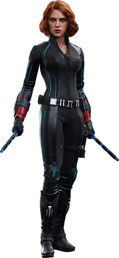 Avengers Age of Ultron Black Widow Sixth-Scale Figure
