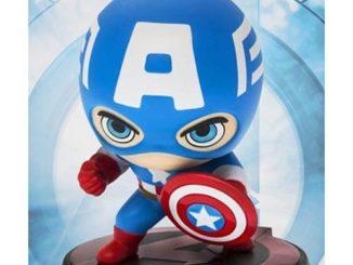 Avengers Age of Ultron Captain America Bobble Head