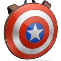 Avengers Age of Ultron Captain America Shield Backpack