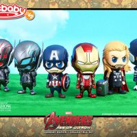 Avengers Age of Ultron Cosbaby Collectible Set