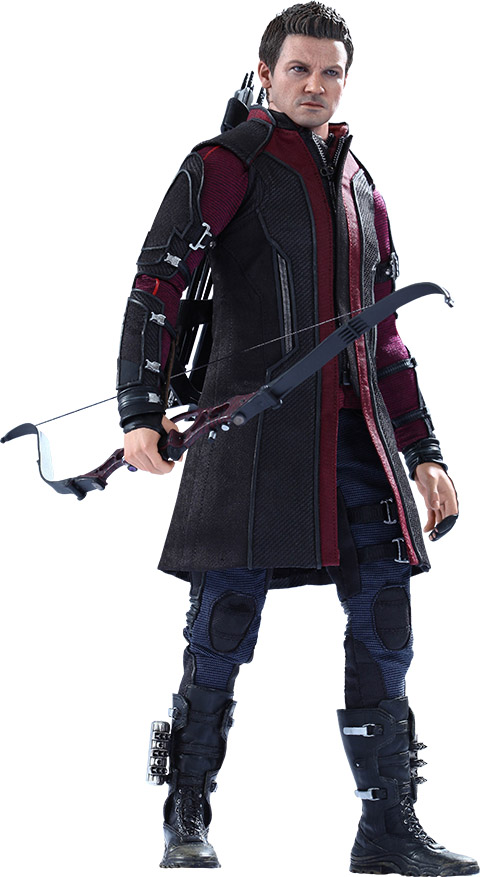 Avengers Age of Ultron Hawkeye Sixth-Scale Figure