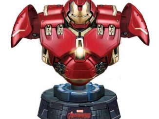 Avengers Age of Ultron Hulkbuster Light-Up Resin Bust Paperweight