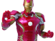 Avengers Age of Ultron Iron Man Bust Bank