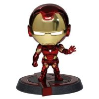 Avengers Age of Ultron Iron Man Mark 43 Chrome Hero Remix Bobble Head