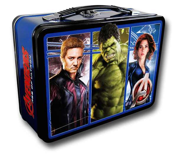 Avengers Age of Ultron Lunch Box