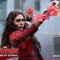 Avengers Age of Ultron Scarlet Witch Sixth-Scale Figure
