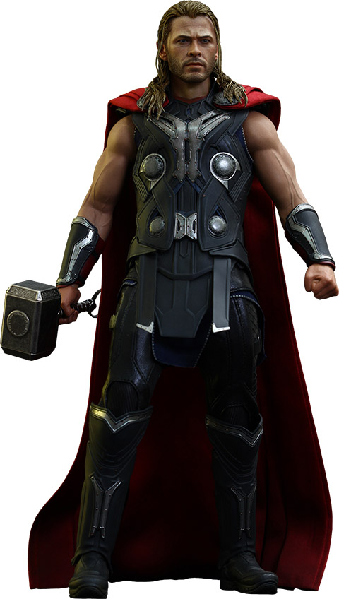 Avengers Age of Ultron Thor Sixth-Scale Figure