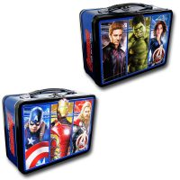 Avengers Age of Ultron Tin Tote
